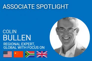SPOTLIGHT: Colin Bullen